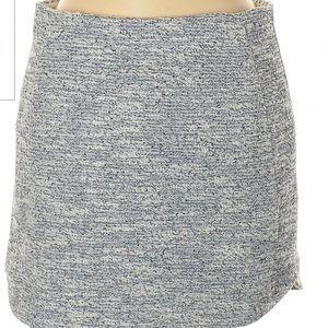Top shop Tweed Mini skirt Size 4